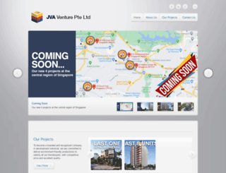 jva.com.sg screenshot