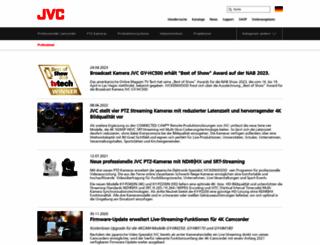 jvcpro.de screenshot