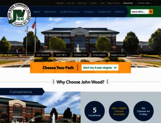 jwcc.edu screenshot