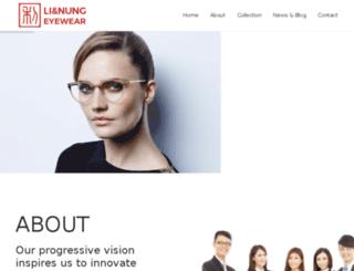 k-li-nung.com screenshot