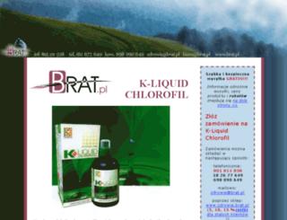 k-liquid-chlorofil.brat.pl screenshot
