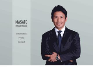 k-masato.com screenshot