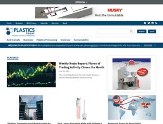 k.plasticstoday.com screenshot