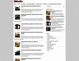 k2modify.blogspot.com screenshot