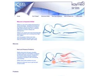 k3gel.com screenshot