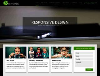 k3tech.com screenshot