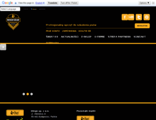 k9dingo.com.pl screenshot