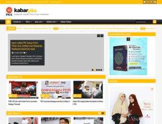 kabarpks.com screenshot