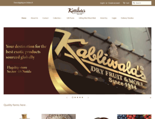 kabliwalas.com screenshot