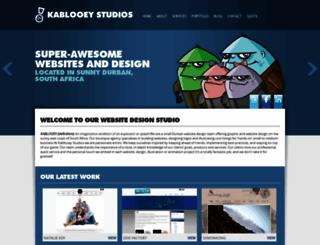 kablooeystudios.com screenshot