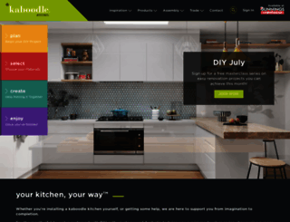 kaboodle.com.au screenshot