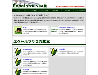 kabu-macro.com screenshot