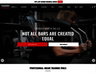 kabukistrength.net screenshot
