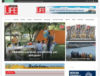kadikoylife.com screenshot