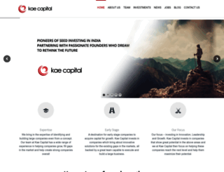 kae-capital.com screenshot