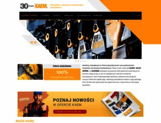 kaem.pl screenshot
