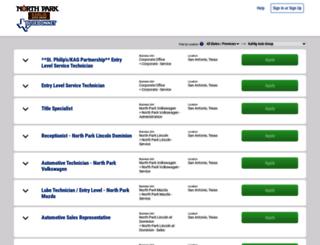 kahlig.talentnest.com screenshot