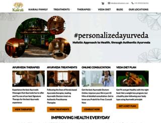 kairalicenters.com screenshot