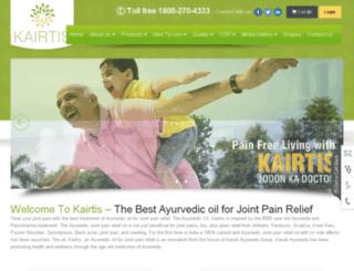 kairtis.com screenshot