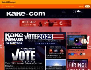 kake.com screenshot