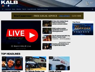 kalb.com screenshot