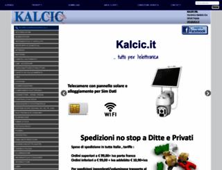 kalcic.it screenshot