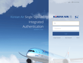 kalerpprd.koreanair.com screenshot