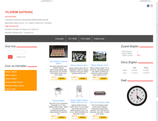 kalesatranc.net screenshot