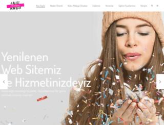 kalicimakyajakademi.com screenshot