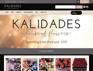 kalidades.com screenshot