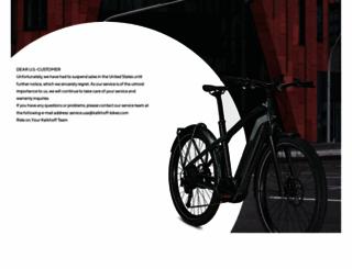kalkhoff-bikes.com screenshot