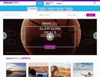 kalpna.worldventuresdreamtrips.com screenshot