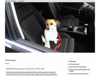 kalwagen.pl screenshot