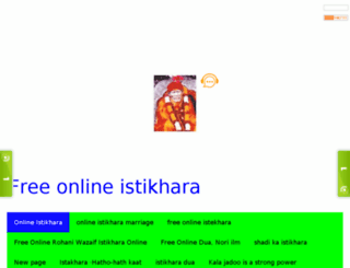 kalyjadoo.jimdo.com screenshot
