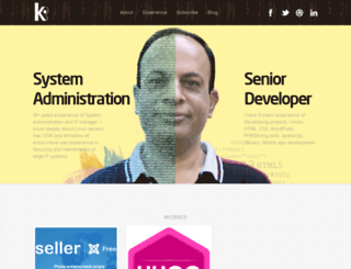 kamalpanhwar.com screenshot