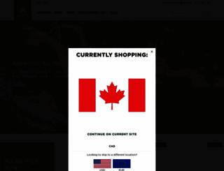 kamik.com screenshot