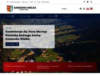 kamionka.iap.pl screenshot