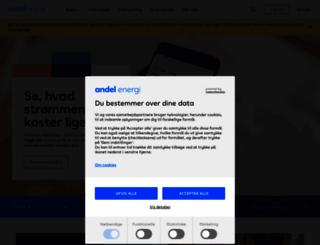 kampagne.seas-nve.dk screenshot