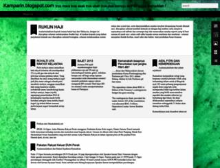 kamparinn.blogspot.com screenshot