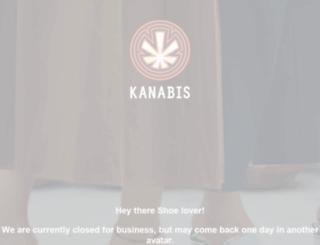 kanabis.in screenshot