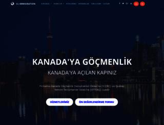 kanadayagocmenlik.com screenshot