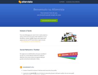 kanalet.altervista.org screenshot