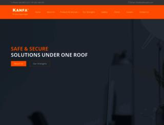 kanfasupply.com screenshot
