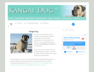 kangal.ca screenshot