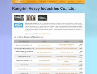 kangrim.webs.com screenshot