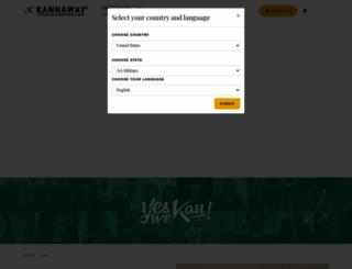 kannaway.com screenshot