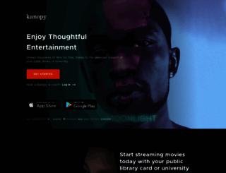 kanopystreaming.com screenshot
