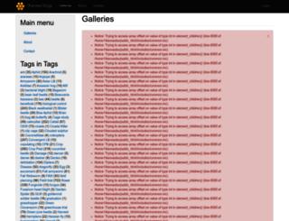 kansasbugs.org screenshot
