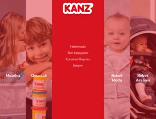 kanz.com.tr screenshot