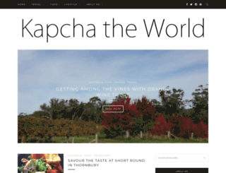 kapcha.co.nz screenshot